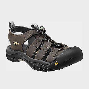 Keen Men's Newport Waterproof Hiking Sandals Grey