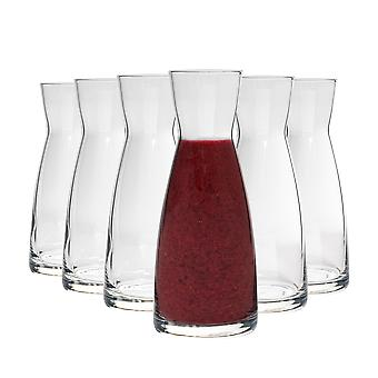 Bormioli Rocco Ypsilon Water Carafe Decanter Jug - 1080ml - Pack of 6