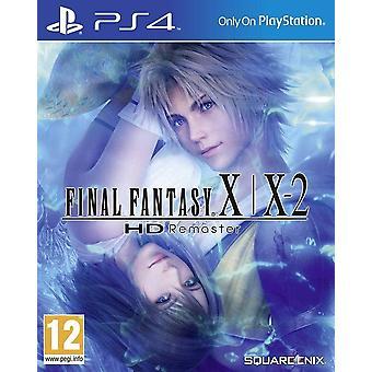 Final Fantasy X/X-2 HD Remaster PS4 Game (FR/NL Box Multi Language In Game)