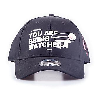 Watch Dogs Legion You Are Being Watched Baseball Cap Unisex Black (BA422533WTD)