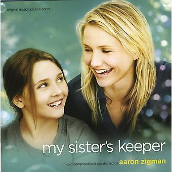Various Artists - My Sister's Keeper [Score] [CD] USA import