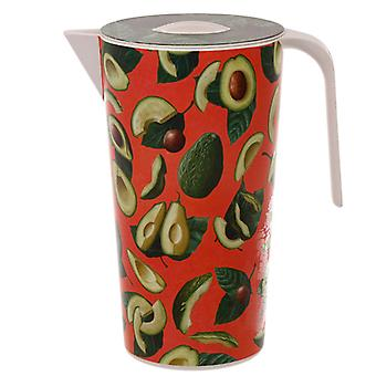Bamboo Composite Avocado 1.7L Water Jug X 1 Pack