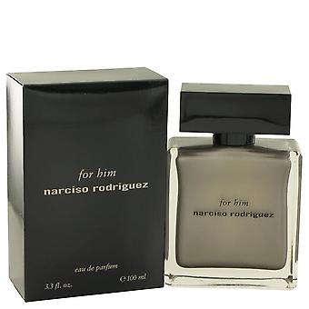 Narciso Rodriguez Eau De Toilette Spray door Narciso Rodriguez 3.4 oz Eau De Toilette Spray