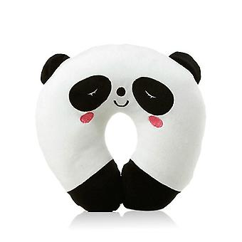 U-shaped Soft Plush Neck Protection Pillow For/adults ( 28*30cm.)