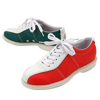 Chaussures de bowling en cuir Fitness, Chaussures de basket bowling respirantes pour femmes