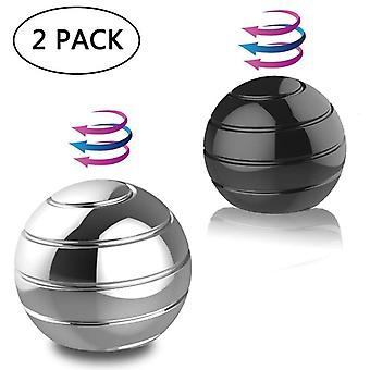 Desktop Rotate Decompression Ball And Adults New Best Presents  (a)