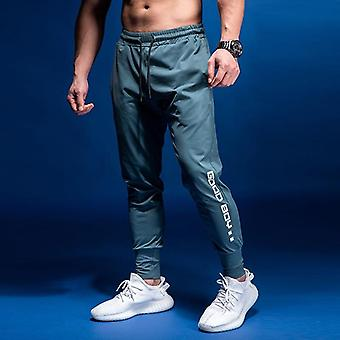 Autumn Men Jogging Pants, Training Pants Sportswear Sports Pants, With Pockets