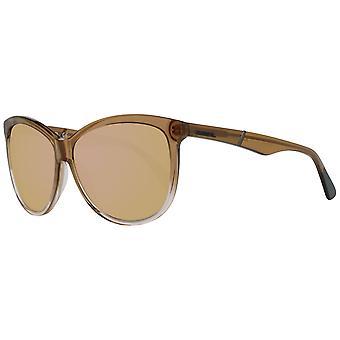 Orange Women Sunglasses