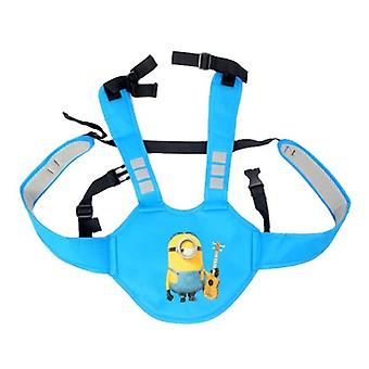Bicycle Bike Mountain Electric Vehicle Motor Scoot Back Safety Seats Belt