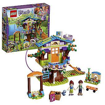 Lego 41335 ystävät sydänlake mia's puumaja leikkisetti, mia ja daniel mini nuket, rakentaa ja pelata f