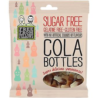 Free From Fellows Cola Bottles 100g x10