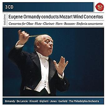 Mozart / Ormandy - Eugene Ormandy Conducts Mozart Wind Concertos [CD] USA import