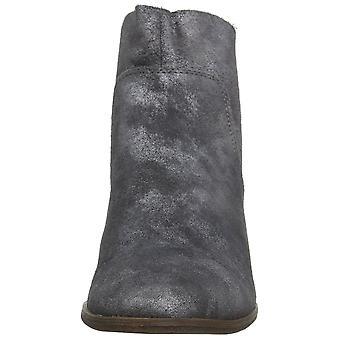 الكاحل أزياء أحذية ماركة لاكي لاهيلا النسائية جلدية إصبع اللوز