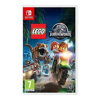 Lego Jurassic World Nintendo Vaihda peli