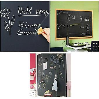 Diy Blackboard Wallpaper