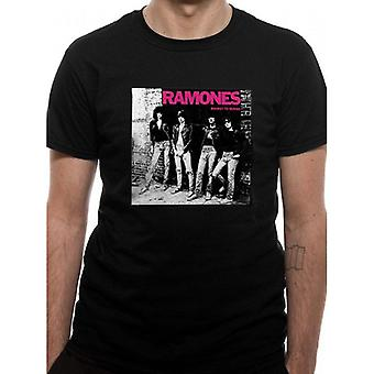 Ramones Unisex Adults Rocket To Russia T-Shirt