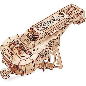 Hurdy-Gurdy UGears 3D Wooden Model Kit