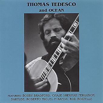 Thomas Tedesco - Thomas Tedesco & Oceaan [CD] USA import