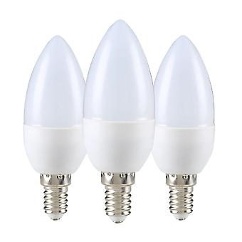 Led Candle Bulb Ac Led Light Chandelier Lamp Candle Bulb 7w 9w Lamp Decoration