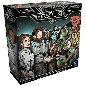 Circadians First Light Board Game