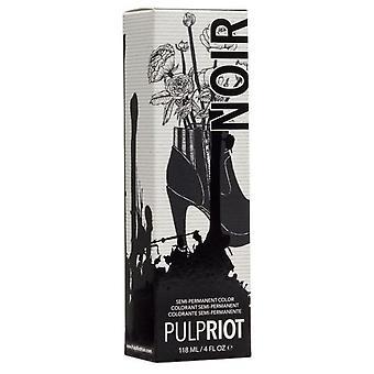 Pulp Riot Semi Permanent Hair Color - Noir