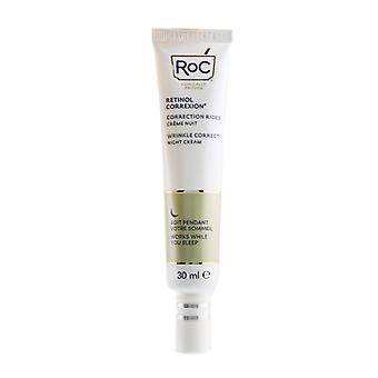 ROC Retinol Correxion Wrinkle Correct Night Cream - Advanced Retinol With Exclusive Mineral Complex 30ml/1oz