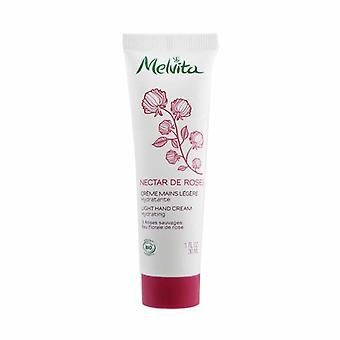 Melvita Nectar De Roses Light Hand Cream 30ml/1oz