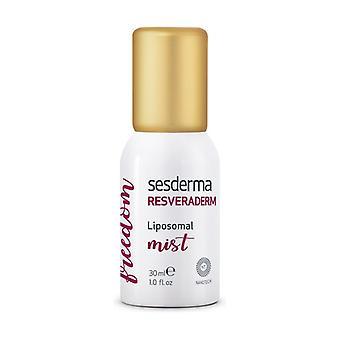 レスベラダームミストブースター抗酸化物質 30 ml