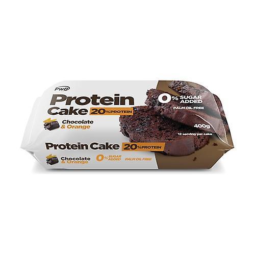 Protein Cake Chocolate with Orange 400 g | Fruugo NL