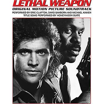 Clapton,Eric / Sanborn,David / Kamen,Michael - Lethal Weapon (Original Motion Picture Soundtrack) [Vinyl] USA import