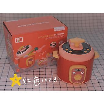Household Appliances Pretend Play Kitchen's, Rice Cooker Induction