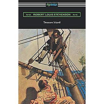 Treasure Island - (Illustrated by N. C. Wyeth) by Robert Louis Stevens