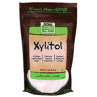 Now Foods Xylitol 454 gr