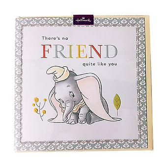 Hallmark Disney Dumbo Theres No Friend Quite Like You Blank Card 25521449