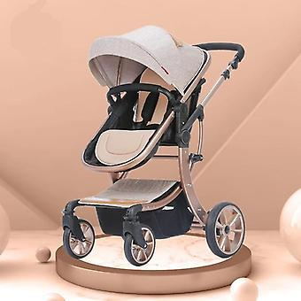 Newborn Baby Carriage Travel Pram