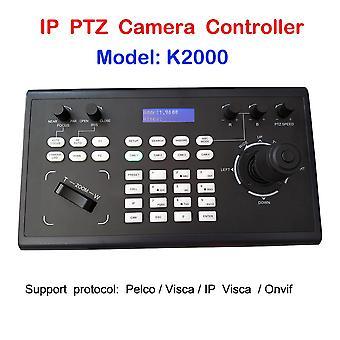 Controlador de teclado 4d Joystick Ip Ptz