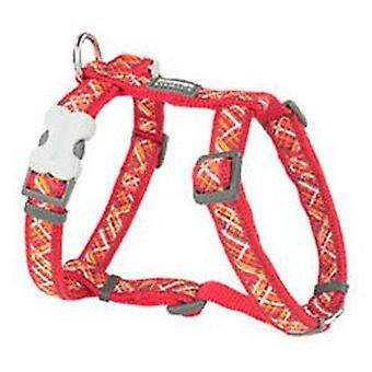Red Dingo Flanno Red Dog Harness (Dogs , Collars, Leads and Harnesses , Harnesses)