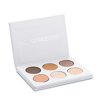 Lookx eyeshadow palette down earth - 72g