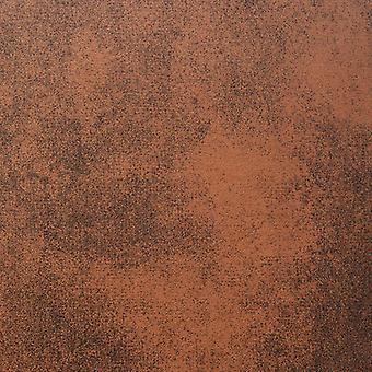 vidaXL 3-zits bank faux leather suède look Bruin