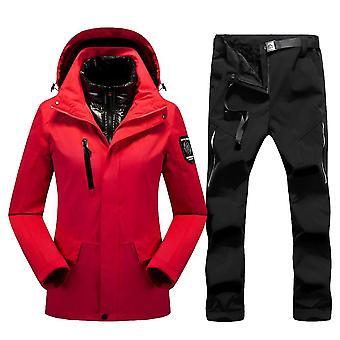 Winter Ski Suit. Windproof, Waterproof Jackets