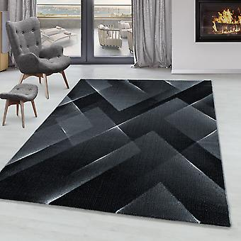 Tapis à poils courts RICA Salon Design Tapis Soft Touch Triangle