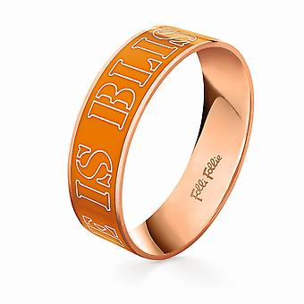 Armband Folli Follie 3B13T016RO Oranje