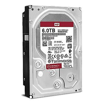 """Hard Drive Western Digital WD6003FFBX 6 TB 3.5"""" SATA III"""