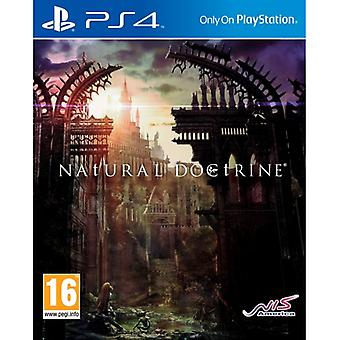 Natural Doctrine PS4 Game
