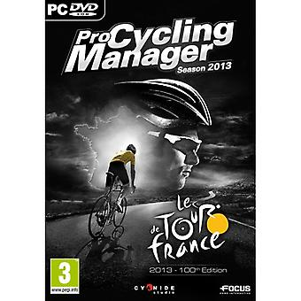 Pro Cycling Manager 2013 Game PC