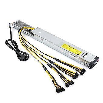 High Efficiency 2450 Watt Power Supply Server Psu With Ready-to-use Wiring