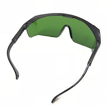 Uv/mavi-mor Ir Lazer İşaretleme/gravür/kesme Emniyet Koruyucu Gözlük