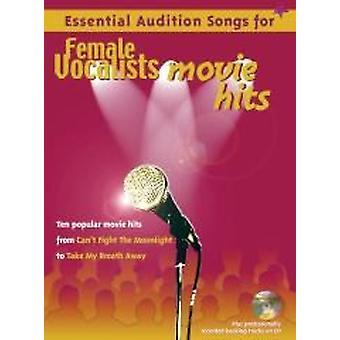 Essential Audition Songs: Movie Hits (PVG/CD)