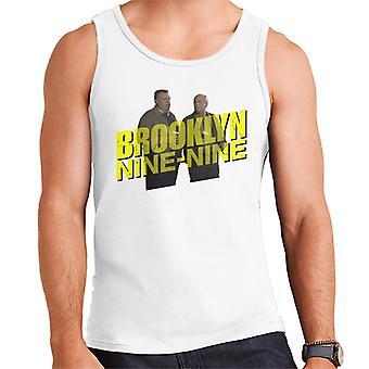 Brooklyn Nine-Nine Scully og Hitchcock herrevest