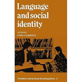 Language and Social Identity